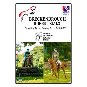 Breckenbrough (1) BE Horse Trials